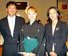 元宝塚歌劇団宙組 鮎瀬美都さんと